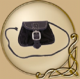 LARP Small Belt Pouch